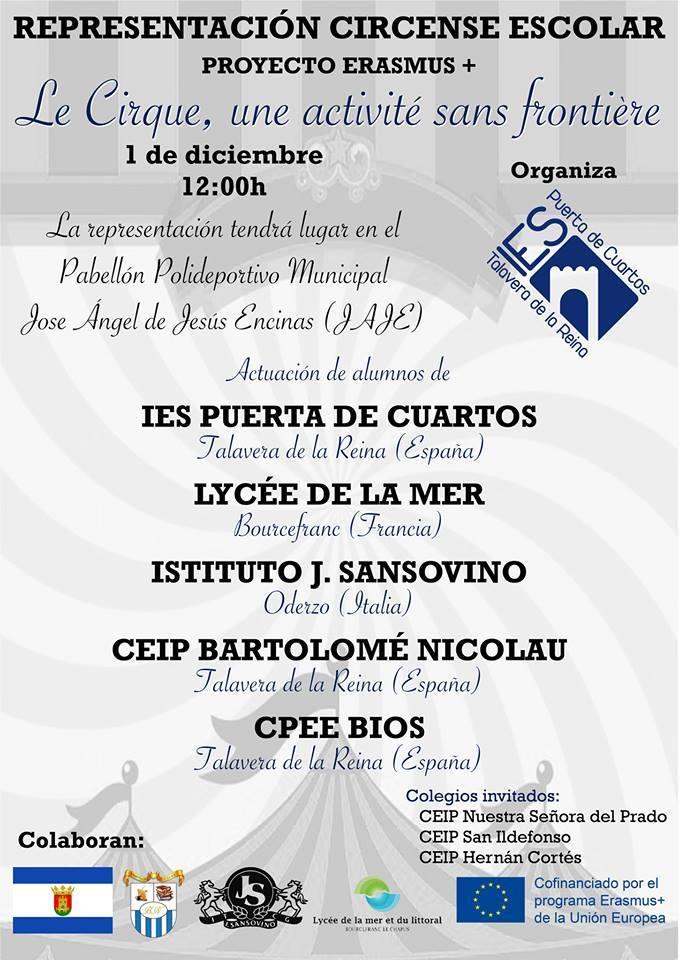 Información Secretaría | CEIP Nuestra Señora del Prado, Talavera de ...